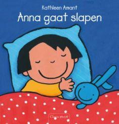 Anna gaat slapen van Katleen Amant
