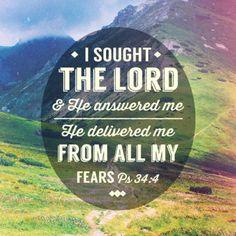 Резултат с изображение за psalm 34 4