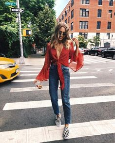 Perfect Spring Outfits to Wear Now Vol. 3 - - Perfect Spring Outfits to Wear Now Vol. 3 Perfect Spring Outfits to Wear Now Vol. Mode Outfits, Casual Outfits, Fashion Outfits, Womens Fashion, Fashion Fashion, Street Fashion Nyc, Ladies Fashion, Insta Outfits, Sporty Fashion