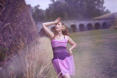 Robe moderne inspirée de la princesse Megara : Robe par kotka-utopia