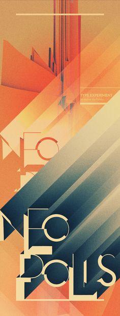 NEOPOLIS | Designer: Atelier Olschinsky - http://www.behance.net/olschinsky