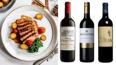 Få viner i verden nyter høyere ansiennitet enn rødvin fra Bordeaux. Cabernet Sauvignon, Couscous, Bordeaux, Red Wine, Sausage, Alcoholic Drinks, Food, Wine, Bordeaux Wine