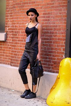 Learn how to wear sneakers with everything, courtesy of your favorite street style stars.