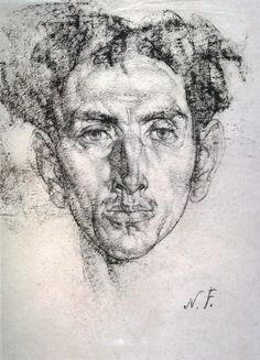 nicolai fechin b.1881-1955    Francis Vallejo | inspiration