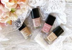 Nude Look capsule Collection - TNS Cosmetics