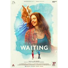 Get ready to #LiveLoveLaugh. Presenting the first look poster of #Waiting. Starring #KalkiKoechlin and #NaseeruddinShah. Movie releases on 27 May 2016.  #poster #movieposter #firstlook #movie #film #celebrity #bollywood #bollywoodactress #bollywoodactor #bollywoodmovie #actor #actress #picoftheday #instapic #instadaily #instagood #filmywave