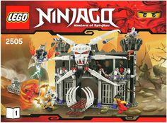 lego ninjago great devourer set instructions