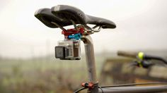 K Edge Go Big GoPro Saddle Rail Mount