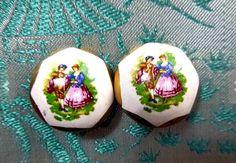 Beautiful Romantic Lovers Vintage by PopcornVintageByTann on Etsy, $14.50