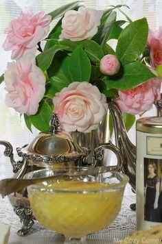 My Cozy Corner: Downton Abbey Tea