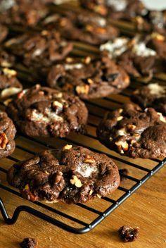 Rocky Road Cookies on Pinterest | Rocky Road, Kit Kat Cookies and ...