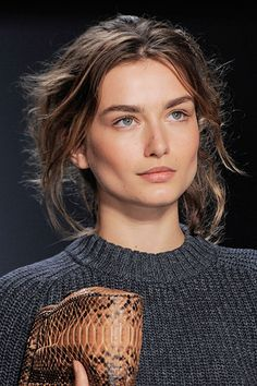 The Best Beauty Looks from New York Fashion Week: Spring 2014 - Michael Kors