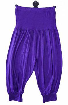 Girls Baggy Harem Ali Baba Pants Leggings Assorted Colours 2 to 14 Years: Amazon.co.uk: Clothing