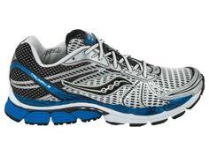 Saucony Triumph 8. Luxury running shoe