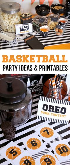 Throw a fun party for the whole family to watch the Big Tournament! Decor, Snack Ideas and Printables included! #GreatTasteTourney #ad