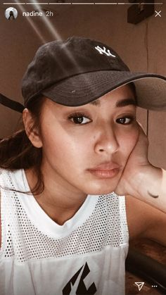 Nadine's IG Story Nadine Lustre Instagram, Nadine Lustre Ootd, Lady Luster, Filipina Actress, Jadine, Celebs, Celebrities, Ig Story, Best Actress