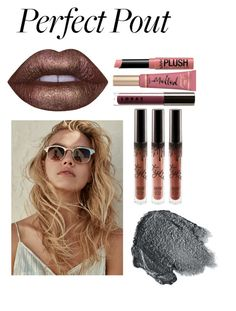 """"""""""" by serban-alessandra on Polyvore featuring beauty, Lime Crime, Too Faced Cosmetics, Anna Sui, LORAC and summerlipstick"""