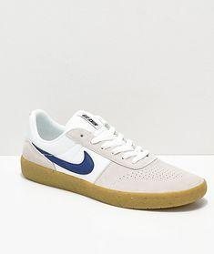 Barato Nike Hombre Nike SB Team Classic Zapatos Nike Blancas