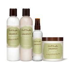 Natural Hair Care, Natural Beauty Products, Natural Skincare - Carol's Daughter - Coconut Collection
