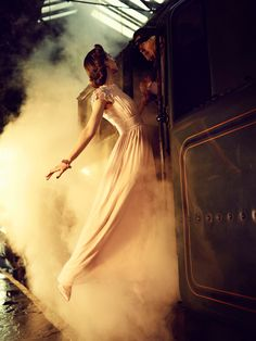 Women's Collection - Ted Baker  I'm going to restrict myself to one image or else I will pin them all! Stunning campaign.