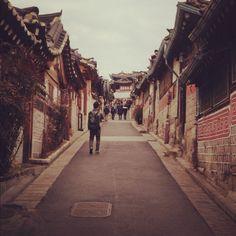 Traditional Korean Homes  Seoul, South Korea
