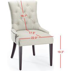 Charlton Home Plainville Side Chair & Reviews | Wayfair