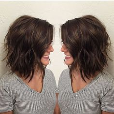 33 neue geschichtete Bob Frisuren 2018 33 New Layered Bob Hairstyles 2018 Related posts: Bob Hairstyles Layered Shoulder-length Haircuts … hairstyles 65 Refreshing Long Bob Hairstyles for – Bob Hairstyles Bob Hairstyles 2018, Layered Bob Hairstyles, Cool Hairstyles, Elegant Hairstyles, Braid Hairstyles, Latest Hairstyles, Hairdos, Hairstyle Ideas, Long Bob Hairstyles For Thick Hair