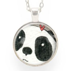 Cute Kawaii Panda Necklace – CellsDividing