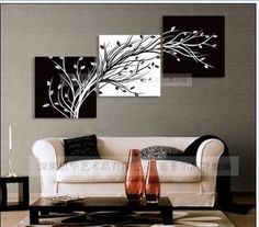 HOT SALE MODERN MODERN ABSTRACT HUGE WALL ART OIL PAINTING ON CANVAS no frame#7 on AliExpress.com. $48.00
