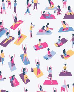 Yoga/ Sara Maese
