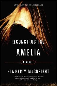 Reconstructing Amelia - Kimberly McCreight ** I really liked this book.  Amelia's mother must put together the truth about her daughter's death.  Suicide? Accident? Murder?  She goes through emails, texts, & facebook to piece together her last days.  A clever way she tells this thriller.