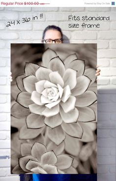 Large wall art  black and white photography 24 x by PenumbraImages, $85.00