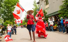 oh canada Canada Day festivities took place throughout the village last year and there is a wide range of fun taking place in - Photo by Mike Crane, Tourism Whistler Canada Day 150, O Canada, Whistler, Arts And Entertainment, Tourism, Culture, Entertaining, Watercolor, Vacation