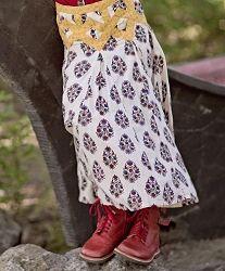 Jak & Peppar Golden Vanilla Coronado Skirt