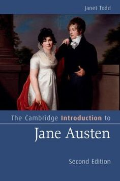 The Cambridge Introduction to Jane Austen  by Janet Todd. Cambridge University Press, March 31, 2015. 2nd. edition. 208 p. EA.