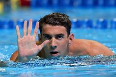 Phelps - Tom Pennington/Getty Images