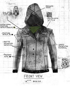 Assassin's Creed Syndicate | Jacob Hoodie | Ubi Workshop