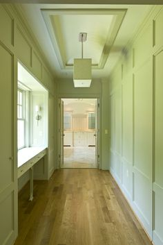James McDonald Architects, From 5,000 Sq Ft to 7,500, Beall, Hallway to Bathroom