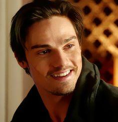 Vincent keller. Jay Ryan's smile!