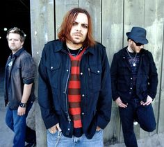 Seether  (Have I mentioned yet that I LOVE them?!)  They are coming to Rock the Resort this year and I want to go see them so bad.  It of course is the one weekend of the summer that I've so far not been able to find a babysitter (I've been looking for a while since that is the weekend of my HS reunion too).  ahhhhhh :(