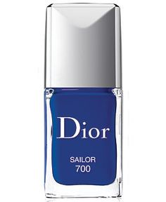 Vernis Transat Manicure - Dior Summer Look - Makeup - Beauty - Macy's