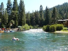 Can't wait to go down the truckee in my river rat with a 6 pack sitting in my lap!!!