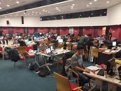 Dijital oyun geliştirme organizasyonu olan Global Game Jam'in İzmir ayağı, İzmir Ekonomi Üniversitesi (İEÜ)'nde gerçekleştirildi