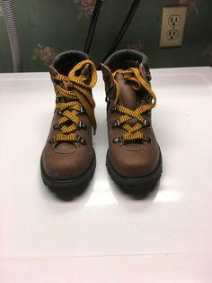 wholesale dealer 5ccfc 9260d Children brown hiking boots  fashion  clothing  shoes  accessories   kidsclothingshoesaccs  boysshoes
