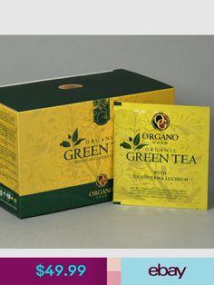 Organo Gold Instant Coffee Home & Garden 5 Box, Organic Green Tea, Instant Coffee, Book Of Life, Paper Shopping Bag, Free Shipping, Gold, Garden, Ebay