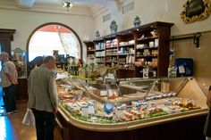 Dallmayr in Munich. One of my favorite stores.
