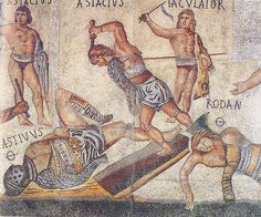 What did Gladiators
