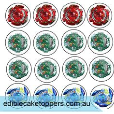 8 x cupcake images per pack. Size: approx. 4cm each cupcake topper. Gluten Free! (both our icing and wafer images) Nut Free! (both our icing and wafer images) Contain NO artificial ingredients! (both our icing and wafer images) Want to see a draft? – Just ask! -?No extra charge
