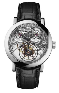 The Franck Muller Giga Tourbillon on www.hautetime.com