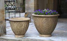 Campania International Arabesque Planter (Medium)by Campania Internationalat The Garden Gates